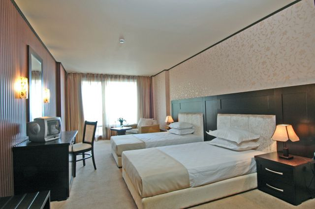 Morsko oko Garden - double/twin room